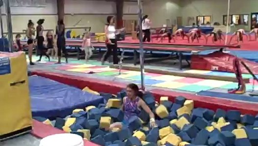 Gymnastics videos - dailymotion