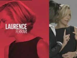"""Générique : Laurence Ferrari aux commandes du """"Grand 8"""""""