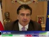 Géorgie: Saakachvili reconnaît sa défaite aux législatives