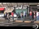 Napoli disagi e traffico per la massiccia adesione alle sciopero. Oltre il 50% dei mezzi fermi nei depositi