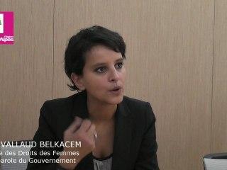 Promouvoir l'égalité femmes-hommes : la Région et l'Etat agissent ensemble - Najat VALLAUD-BELKACEM