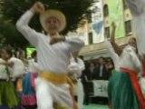 Gangnam style hits city streets