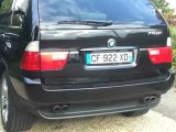 BMW X5 4.4L V8 (Accélération)