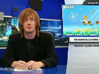 YouPorn on Xbox, Double Halo XP For Pepsi, Lightning Returns Leak, and Mario DLC - Hard News Clip