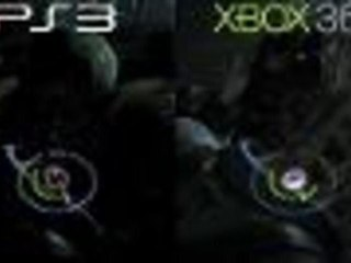 Resident Evil 6 PS3 vs Xbox 360 Comparison