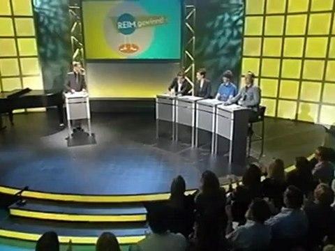 Reim gewinnt! – Comedy in Versmaß vom 01.10.2012