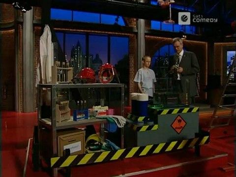 Die Harald Schmidt Show vom 17.04.2001