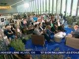Le Festival du Livre de Mouans-Sartoux (6.10.2012 - La Voix est libre)
