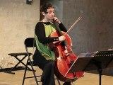 Britten, Suite pour violoncelle no. 1, Canto Secundo & Serenata, Noémi Boutin