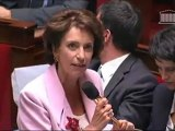 Question à Marisol TOURAINE sur le PLFSS 2013