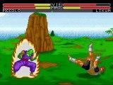 CR GameTronik: Dragon Ball Z: L'Appel du Destin - MegaDrive