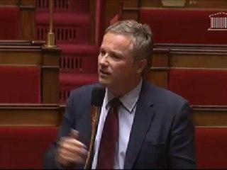 Nicolas Dupont-Aignan sauve l'honneur
