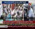 Telangana March at Hyderabad osmania university Live Updates -  02