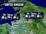 UK Weather Outlook - 10/03/2012
