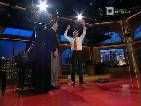 Die Harald Schmidt Show vom 25.04.2001