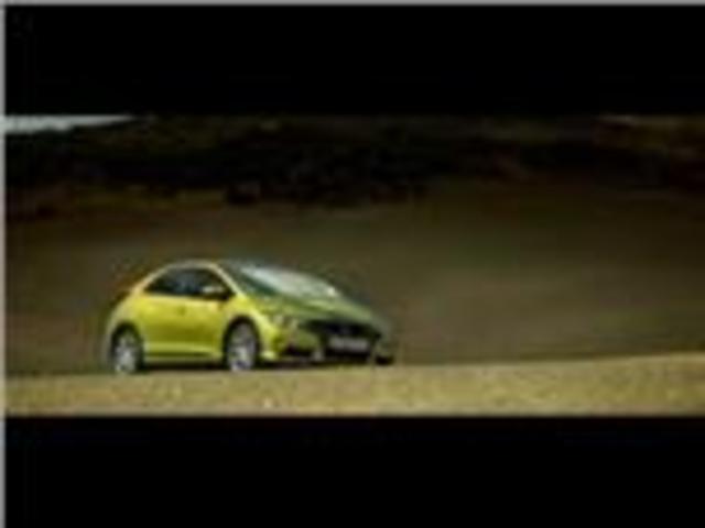 Honda Civic Wins 2012 Women's World Car Award