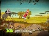 Disney XD - Phinéas et Ferb - Mais où est Perry ? - Bande-annonce partie 1