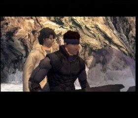Metal Gear Solid : Bonus 1 - Fin alternative