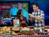 John McLemore Shows How to Take Classisc Favorites from Good to DADGUM Good on NBC4 NY Nightly News