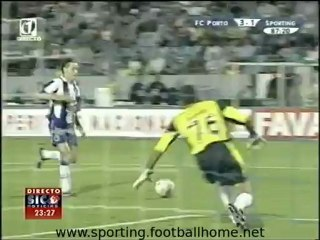 Porto - 4 Sporting - 1 de 2003/2004