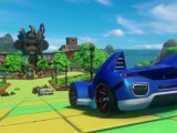 Sonic All-Stars Racing Transformed : Modes Trailer