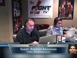 Raphael Assuncao on MMAjunkie.com Radio