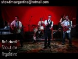 Ref: CBVE6 Cover Party Band. Rock 80s Beatles Pop Jazz Latin Reggae Dance Country showtimeargentina@hotmail.com---