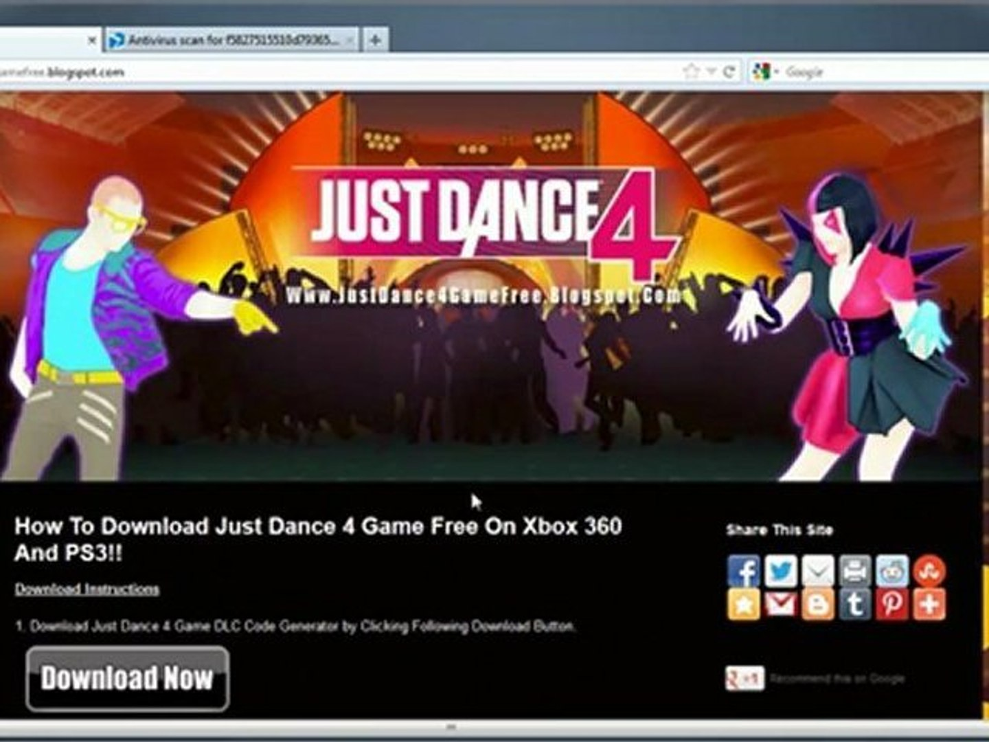 just dance 4 xbox 360 free download
