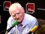 Michel Serres - La matinale - 051012