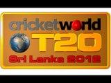 Cricket World Live - ICC World Twenty20 2012 Semi-Final - Sri Lanka v Pakistan - Live Cricket Show