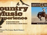 Ernest Tubb - Thirty Days (To Come Back Home) - Country Music Experience