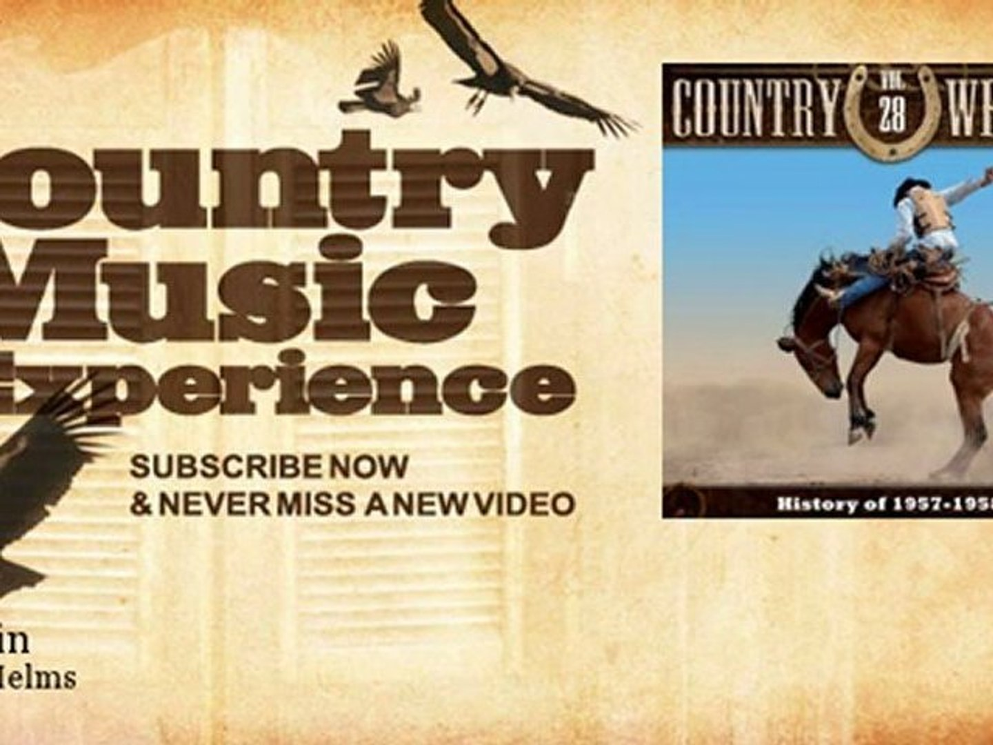 Bobby Helms - Fraulein - Country Music Experience