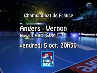 Angers - SMV