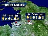 UK Weather Outlook - 10/05/2012