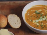 How To Make Roasted Butternut Squash Soup