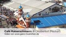Café Kaiserschmarrn auf dem Oktoberfest 2012 (Rischart)