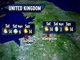 UK Weather Outlook - 10/06/2012