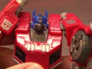 CGR Toys - OPTIMUS PRIME Transformers Generations figure review