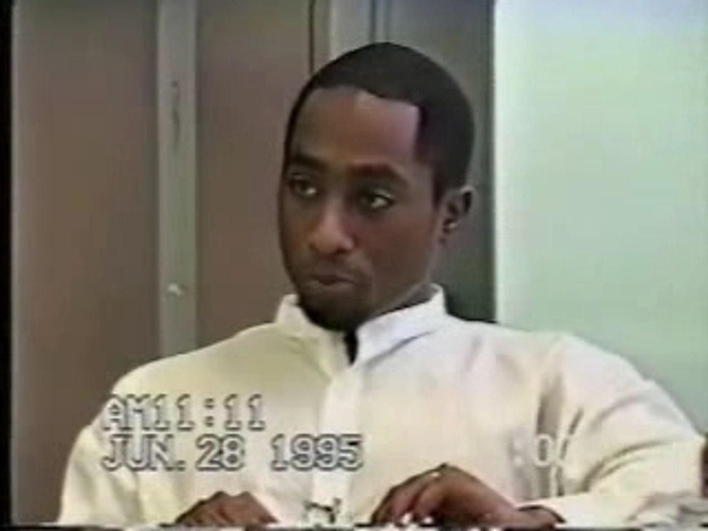 Tupac shakur interview deposition