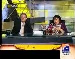 Banana News Network 6 October 2012  Shireen Mazari Parody Must Watch Full Show GeoNews