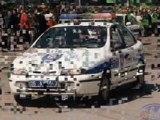 Polis Arabaları Polis Siren Mix