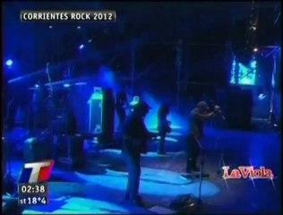Las Pelotas - Cuantas cosas (Corrientes Rock 2012)