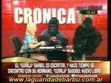 Anabela Ascar entrevista a Dos Gorilas, uno de ellos escritor.