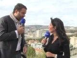 Bruce Toussaint en direct de Marseille lundi