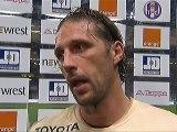 Interview de fin de match : Toulouse FC - Valenciennes FC - saison 2012/2013
