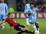 LOSC Lille (LOSC) - AC Ajaccio (ACA) Le résumé du match (8ème journée) - saison 2012/2013