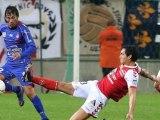 Stade de Reims (SdR) - OGC Nice (OGCN) Le résumé du match (8ème journée) - saison 2012/2013