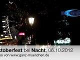 Oktoberfest 2012 bei Nacht