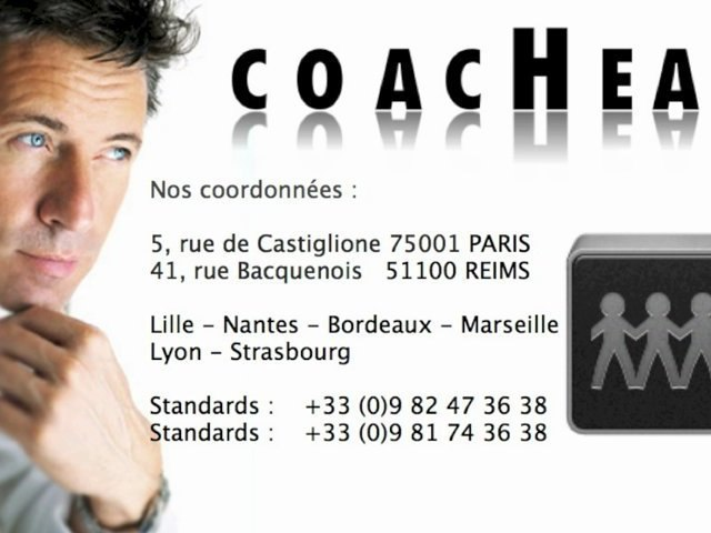Coach - Reims - Paris