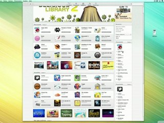 Screencast : Mac App Store